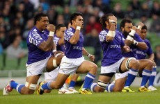 Ireland should look to the air against Samoa