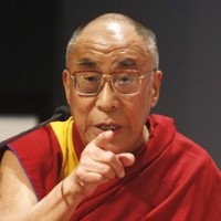 Dalai Lama goes live in Ireland