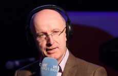 John Murray returns to RTÉ Radio 1 tomorrow morning