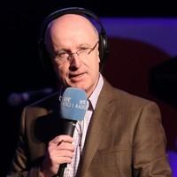 John Murray returns to RTÉ Radio 1 tomorrow morning