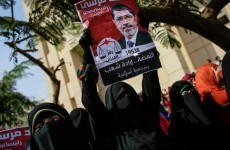 Security forces on high alert as Morsi appears in court in Cairo