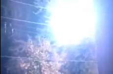 This electric fireball is very real and very terrifying
