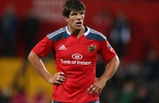 Munster confirm new two-year deal for O'Callaghan