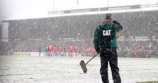 10 signs it's the sporting winter