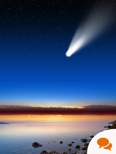 Column: Eyes to the sky – Comet ISON might just be visible
