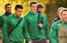 Sexton in line for Samoan start as Schmidt eyes 'three cup final' wins
