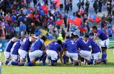Samoa's breakdown ability is a danger for Ireland