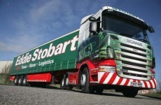 Eddie Stobart told to pay €5,000 in compensation to drivers over working hours