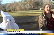 Mother defends 7-year-old son's KKK Halloween costume
