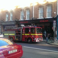 Fire shuts down popular Japanese restaurant in Dublin