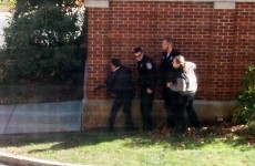 Armed man arrested in Connecticut university lockdown