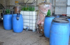 Poitín distillery discovered in Cavan