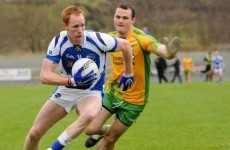Long-serving Laois midfielder Padraig Clancy retires