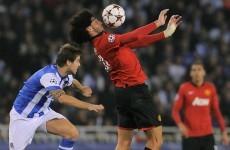 Van Persie misses penalty in Sociedad stalemate