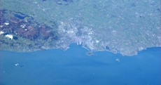 Hello sunshine! Astronaut snaps cloudless Dublin from ISS