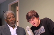Teenager's movie star impressions will blow your mind