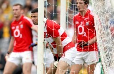 Cork keeper Alan Quirke has retired from inter-county football