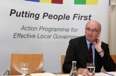 """Arrogant"" Phil Hogan's visit to be greeted with protest by Letterkenny councillors"