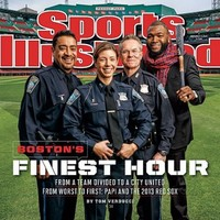 The story behind Sports Illustrated's brilliant Red Sox cover