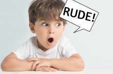 8 slightly rude things you do all the time