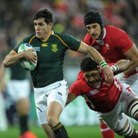 Springboks name back-line with 447 caps