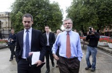 "Doherty has ""no reason to disbelieve"" Adams when he says he wasn't in the IRA"