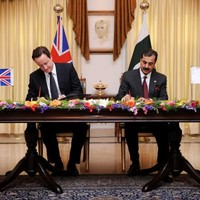 Cameron apologises for British Empire's role in Kashmir conflict