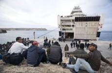 Boat carrying migrants sinks near Italian island of Lampedusa