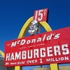 Woman knocks over her boyfriend when he refuses to stop at McDonalds