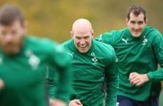 Paul O'Connell named as Ireland captain by Joe Schmidt