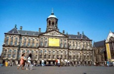 Man sets himself on fire outside Amsterdam's Royal Palace