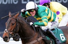 WATCH: Tony McCoy reaches 4,000 winners in thrilling ride at Towcester