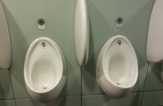 University physicists explain how men can prevent urinal splashback