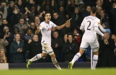 £30m signing Lamela and record-breaking Defoe on target for Spurs