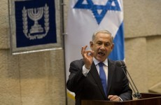 """Israel """"utterly rejects"""" Iran deal aimed at ending nuclear tensions"""