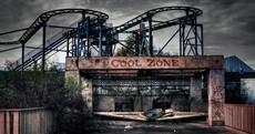 13 beautifully creepy photos of abandoned landmarks