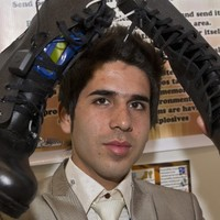 Ever needed boots fitted with a blood pressure sensor? You're in luck
