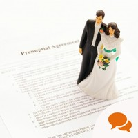 Aaron McKenna: Marriage is nothing more than a contract – bring on the prenups