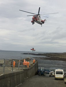 Heatwave led to 34 per cent surge in Coast Guard call-outs