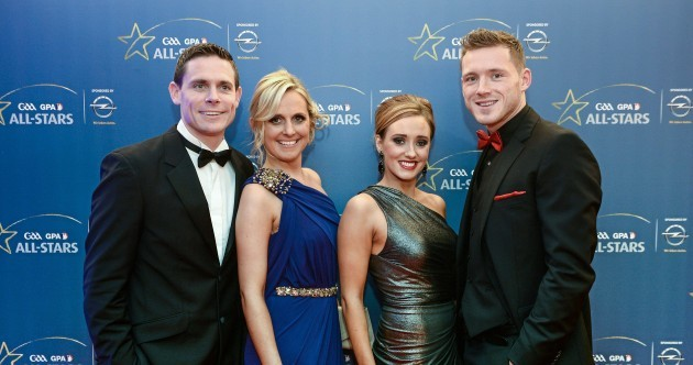 In pics: GAA stars turn out for tonight's AllStar awards
