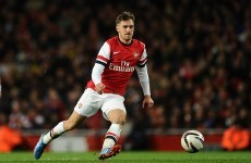 I almost signed Aaron Ramsey - David Moyes