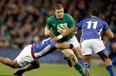 As it happened: Ireland v Samoa, November Tests