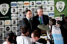 A joke and a smile as O'Neill opens Ireland reign on a bright note