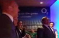 Irish front-row sensation Jack McGrath belts out Billy Joel's Piano Man