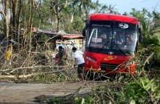 Irish aid workers in Philippines report roads 'blocked due to dead bodies'