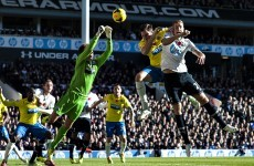Krul on Tottenham as keeper inspires Magpies victory