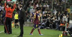Concern for Messi mentality as injury rules him out for up to 8 weeks