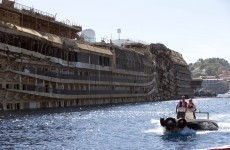 Dublin man among four arrested on suspicion of stealing from Costa Concordia