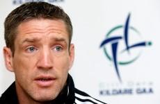 Kieran McGeeney to join Tipperary hurling backroom team