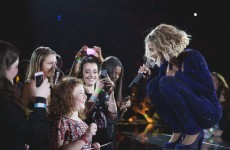 WATCH: Beyonce sings touching duet with blind fan